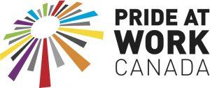 Pride at work canada logo